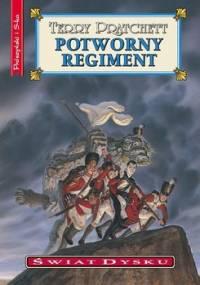 Świat Dysku. Tom 31. Potworny regiment - Pratchett Terry