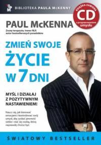 McKenna Paul - Zmien swoje zycie w 7 dni