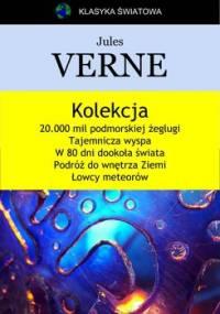 Jules Verne. Kolekcja - Verne Jules