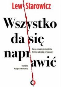 Wszystko da się naprawić - Lew-Starowicz Zbigniew