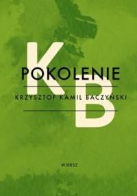 Pokolenie - Baczyński Krzysztof Kamil