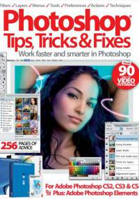 Photoshop Tips, Tricks & Fixes Volume 1
