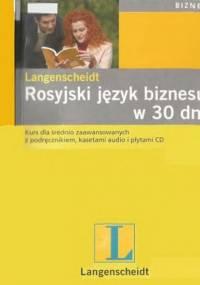 Rosyjski język biznesu w 30 dni