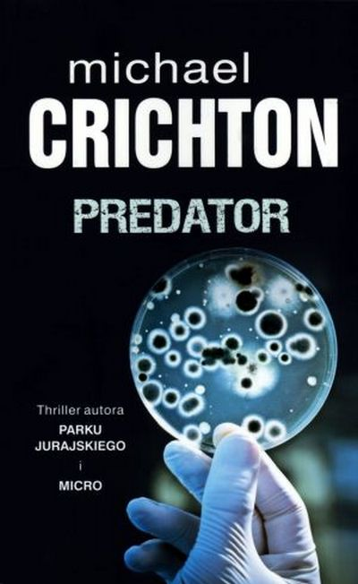 Michael Crichton - Predator [Audiobook PL]