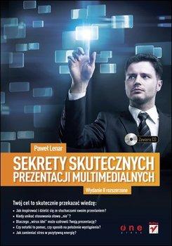 Sekrety skutecznych prezentacji multimedialnych - Lenar Paweł