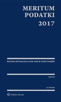 MERITUM Podatki 2017 - Kaźmierski Aleksander