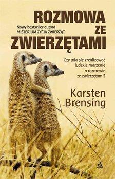 Rozmowa ze zwierzętami - Brensing Karsten