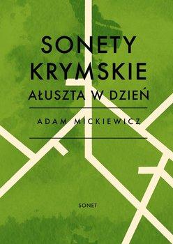 Sonety krymskie - Ałuszta w dzień - Mickiewicz Adam