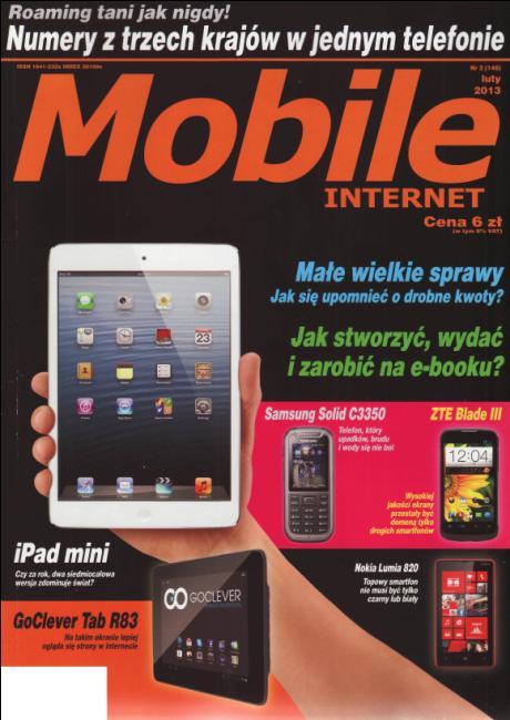 Mobile Internet 02/2013