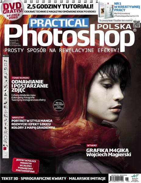Practical Photoshop Polska 11/12/2012 + Płyta DVD