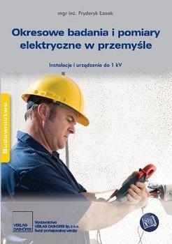 Okresowe badania i pomiary elektryczne w przemyśle. Instalacje i urządzenia do 1 kV. - Łasak Fryderyk