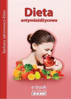 Dieta antymiażdżycowa - Jakimowicz-Klein Barbara