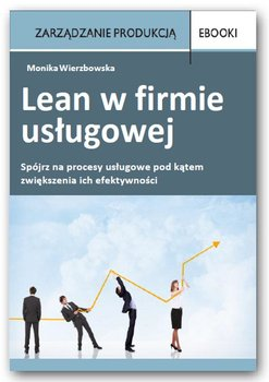Lean w firmie usługowej - Leszczyk-Kabacińska Marzena