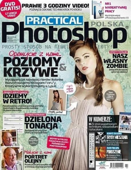 Practical Photoshop Polska 03/04/2012 + Płyta DVD