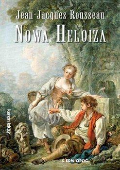 Nowa Heloiza - Rousseau Jean Jacques