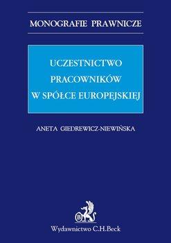 Uczestnictwo pracowników w spółce europejskiej - Giedrewicz-Niewińska Aneta