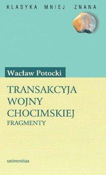 Transakcyja wojny chocimskiej - Potocki Wacław