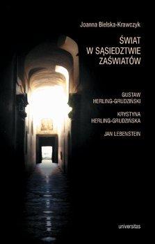 Świat w sąsiedztwie zaświatów - Bielska-Krawczyk Joanna