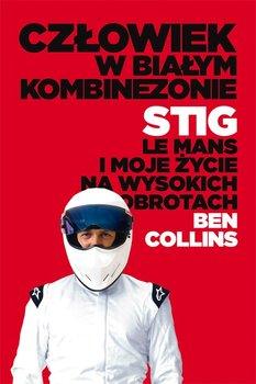 Człowiek w białym kombinezonie - Collins Ben