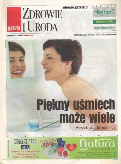 Zdrowie i Uroda -  25 czerwca 2009