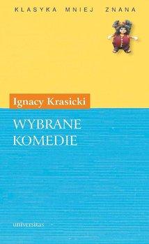 Wybrane komedie - Krasicki Ignacy