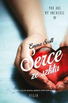 Serce ze szkła. Full Tilt. Tom 1 - Scott Emma