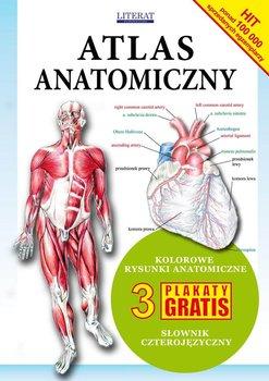 Atlas anatomiczny - Opracowanie zbiorowe