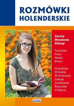 Rozmówki holenderskie. Zwroty, wyrażenia, dialogi - Andraszyk Danuta