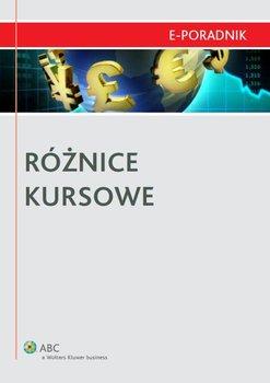 Różnice kursowe - Niedźwiedzka Małgorzata, Waślicki Tadeusz, Michalak Marcin, Koc Stanisław, Krywan Tomasz, Różycki Karol