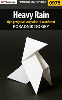 Heavy Rain - wszystkie 17 zakończeń - poradnik do gry - Konstantynowicz Marcin Yuen
