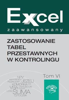 Excel zaawansowany. Tom 6. Zastosowanie tabel przestawnych w kontrolingu - Próchnicki Wojciech