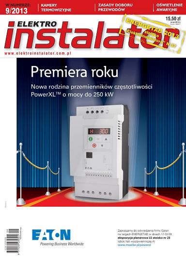 Elektroinstalator 09/2013