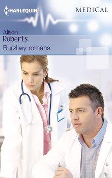 Burzliwy romans - Roberts Alison