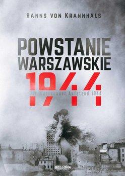 Powstanie Warszawskie 1944 - Krannhals von Hanns
