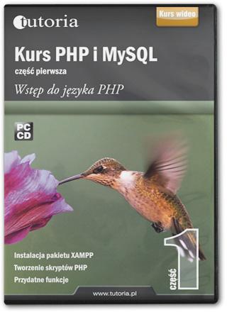 PHP i MySQL - cz. 1 Wstęp do języka PHP - Tutoria