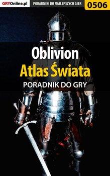 The Elder Scrolls IV: Oblivion - Część 3 - Atlas świata - poradnik do gry - Gonciarz Krzysztof Lordareon