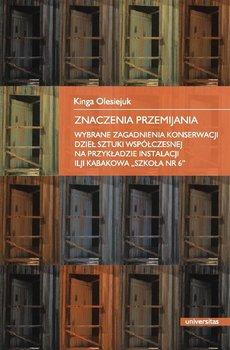Znaczenia przemijania - Olesiejuk Kinga