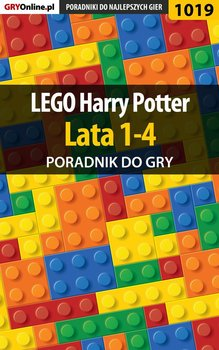 LEGO Harry Potter Lata 1-4 - poradnik do gry - Justyński Artur Arxel