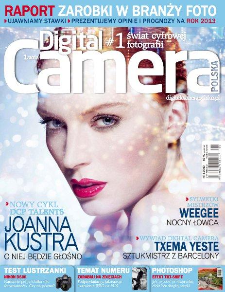 Digital Camera Polska 01/2013 + Płyta CD (ISO)