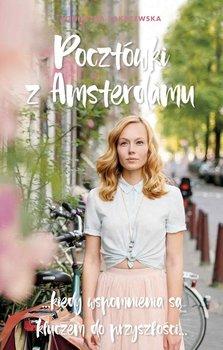 Pocztówki z Amsterdamu - Zakrzewska Agnieszka