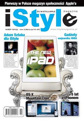 iStyle Magazine 01/2012 PL