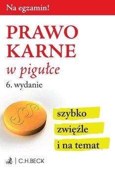 Prawo karne w pigułce - Żelazowska Wioletta