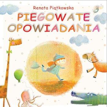 Piegowate opowiadania - Piątkowska Renata