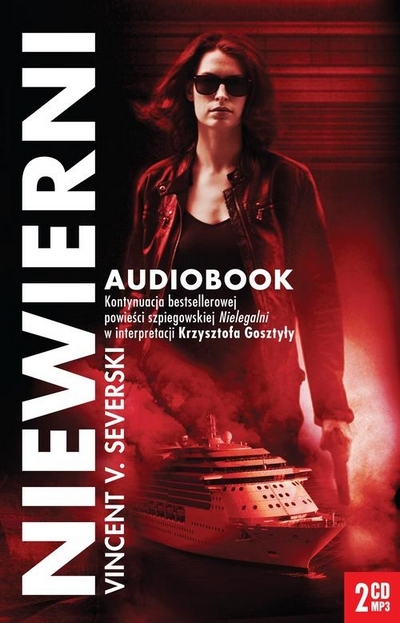 Vincent V. Severski - Niewierni [Audiobook PL]