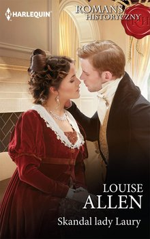 Skandal lady Laury - Allen Louise