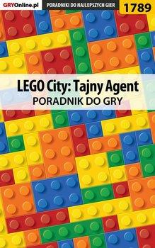 LEGO City: Tajny Agent - poradnik do gry - Homa Patrick Yxu
