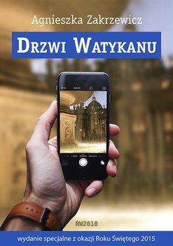 Drzwi Watykanu - Zakrzewicz Agnieszka