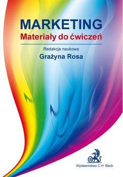 Marketing. Materiały do ćwiczeń - Rosa Grażyna