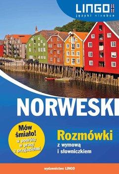 Norweski. Rozmówki z wymową i słowniczkiem - Krepsztul Izabela