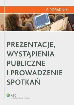 Prezentacje, wystąpienia publiczne i prowadzenie spotkań - Leśnikowska-Marciniak Monika, Sidor-Rządkowska Małgorzata, Kucharewicz Iwona, Filiks Adrianna